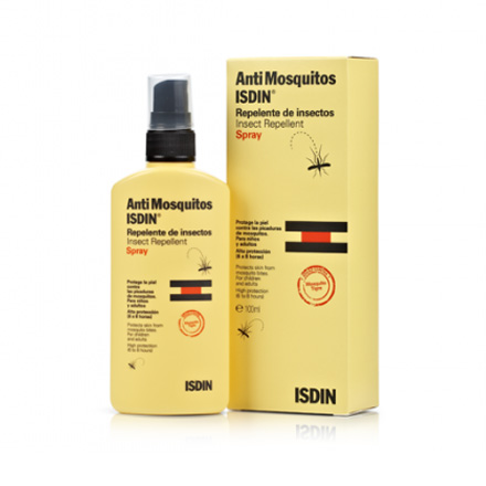 Antimosquitos-ISDIN-Spray-100-ML