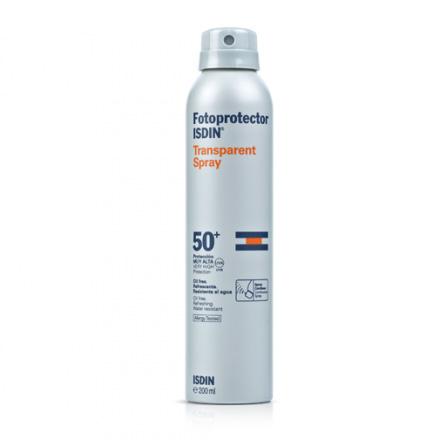 Fotoprotector-Isdin-SPF-50-Spray-Trasparente