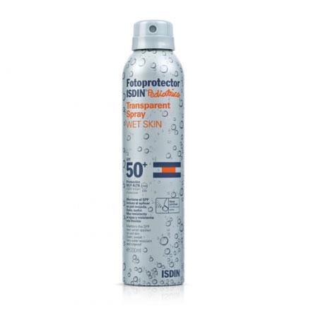 Isdin-Fotoprotector-SPF-50-Pedriatics-Transparent-Wet-Skin-200-ML